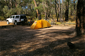Moingup Springs Camping Area