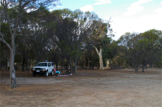 Woodanilling Camp Site
