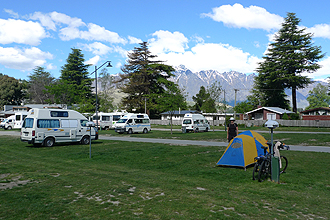 Lakeview Holiday Park, Queenstown.